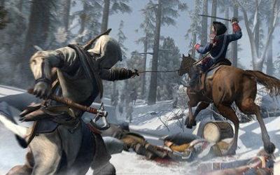 Assassins Creed 3 скачать через торрент