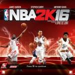 NBA 2K16 (2015) от R.G. Механики
