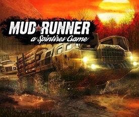 Spintires Mudrunner 2017 pc