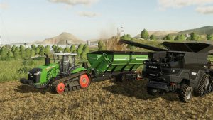 Farming Simulator 19 русская версия