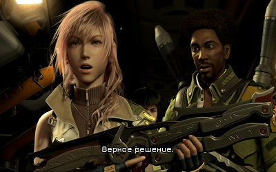 Lightning Returns Final Fantasy XIII на pc скачать торрент