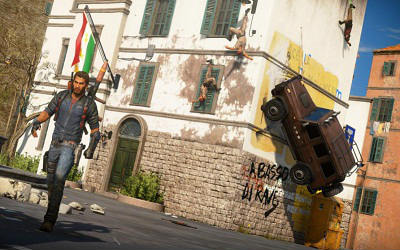 Just Cause 3 2015