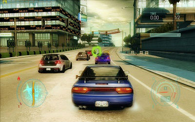 Need For Speed: Undercover (2008) скачать торрент