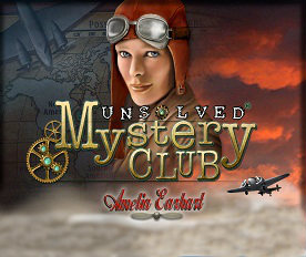 Unsolved Mystery Club: Amelia Earhart (2010)