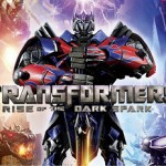 Transformers: Rise of the Dark Spark (2014) от R.G. Механики