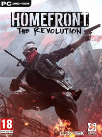 Homefront The Revolution (2016)