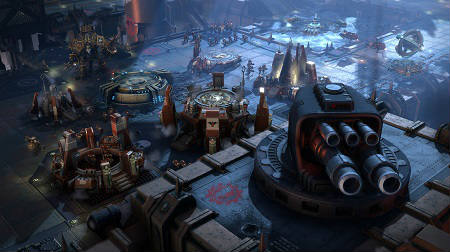 Warhammer 40 000 Dawn of War III (2017)