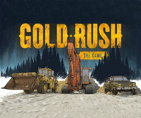 Gold Rush The Game (2017)